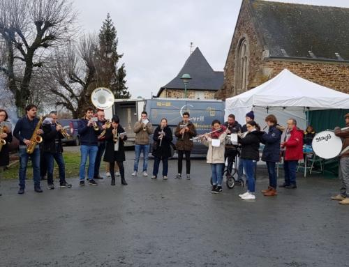 Marché de Noël – Moussé
