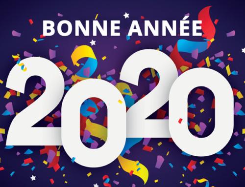 Bonne Année 2020 !!